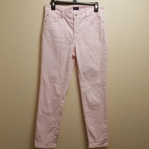 NYDJ Pink Ankle Pants Jeans-6